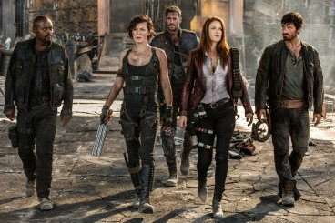 Resident Evil The Final Chapter Review Society Reviews